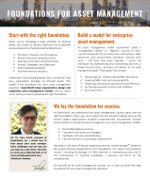 Foundations for Asset Management Icon