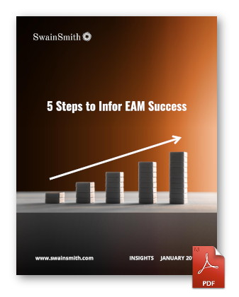 5 Steps Infor EAM Success