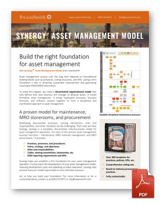 Synergy Asset Management Model