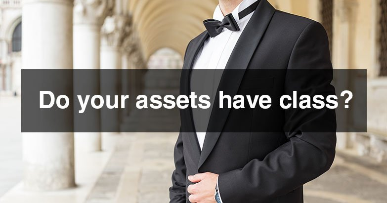Do your assets have class?